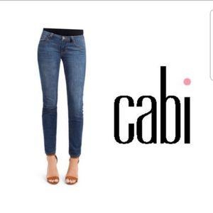 Cabi Curvy Skinny Jeans size 14